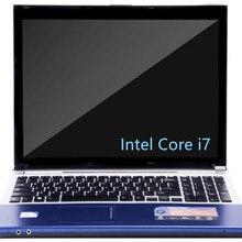 Original DEEQ LAPTOPS 15.6inch 8GB DDR3+120GB SSD+750GB HDD Intel Core i7 CPU game Laptop Notebook