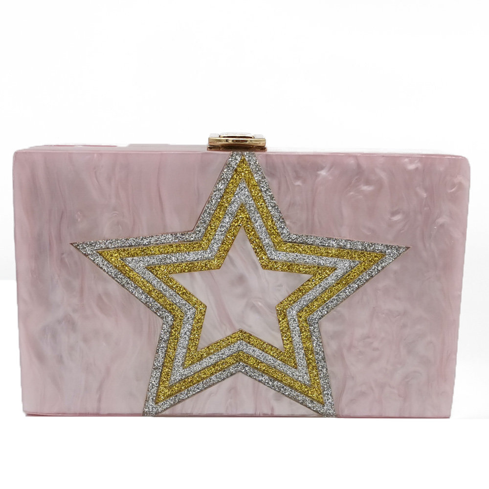 Star Acrylic Bag (14)