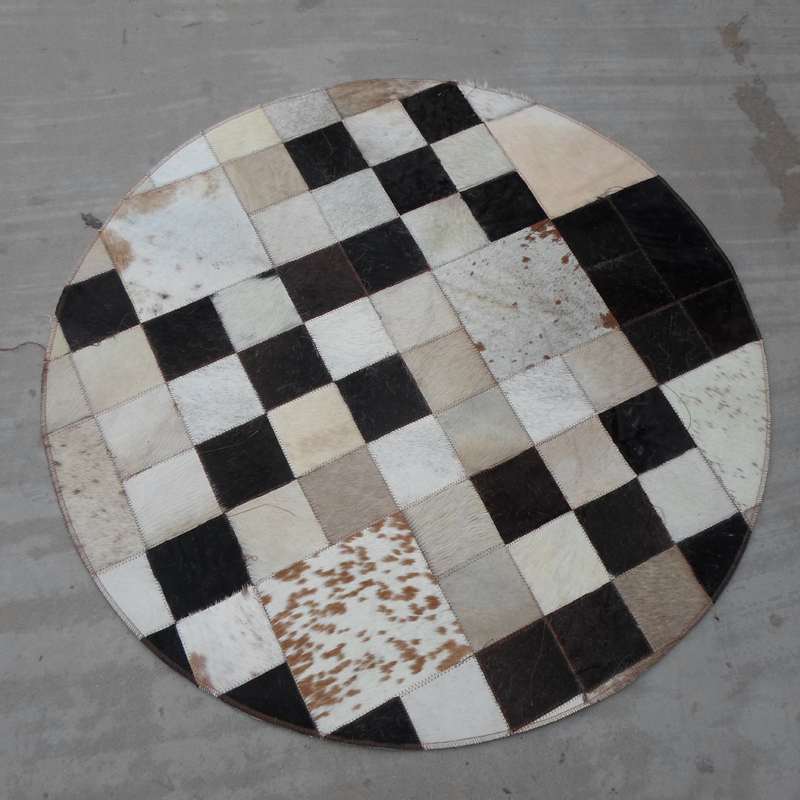100 Natural Hand Made Cowhide Leather Turkey Prayer Mat