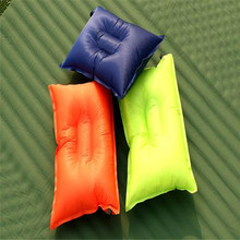 2017 Outdoor Camping Automatic Inflatable Pillow Travel Pillow Comfortable Safety & Survival Z921