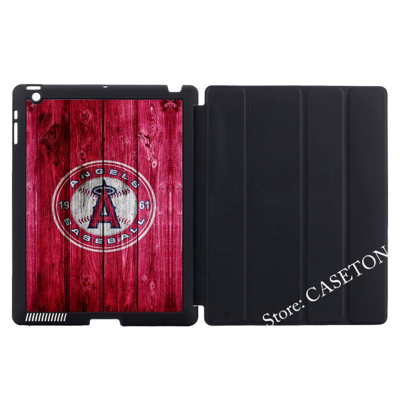 Los Angeles Angels Baseball Fans Cover Case For Apple iPad Mini 1 2 3 4 Air Pro 9.7 10.5 12.9 2017 a1822