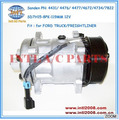 709 AC a/c Compressor SD7H15 sanden 4431 4476 4477 4672 4734 7822 for Ford Sterling trucks Freightliner 2247692000 A2247692000
