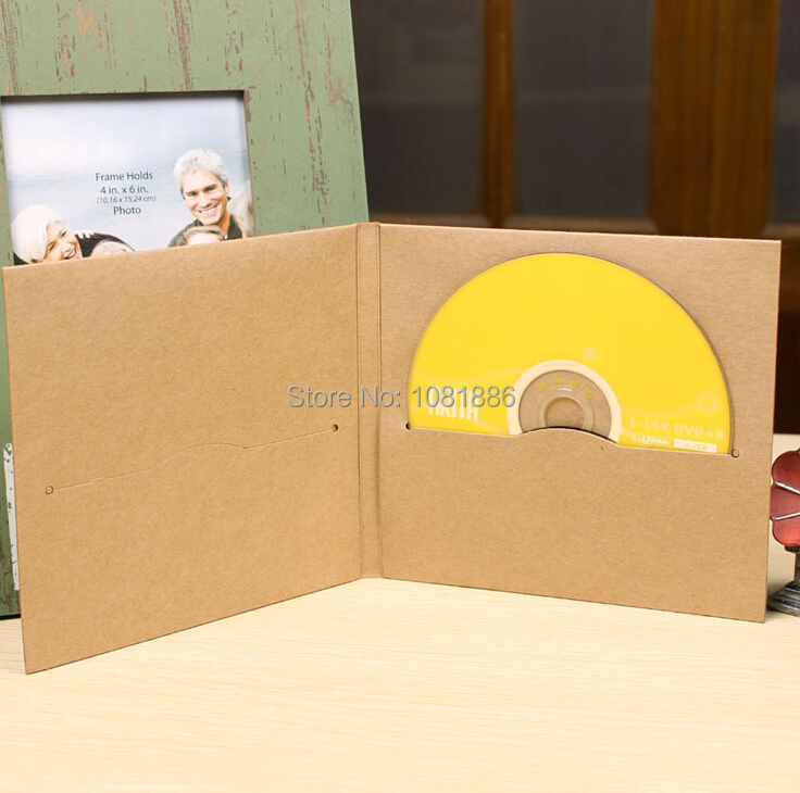 Popular Paper Cd Covers-Buy Cheap Paper Cd Covers lots from China ...