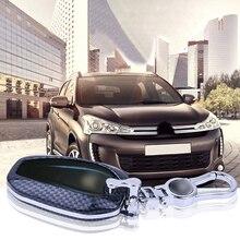 Для Citroen C4 2012 2013 2014 2015 Автомобилей Smart Key Shell Key Сумка Обложка protecter украшения отделка