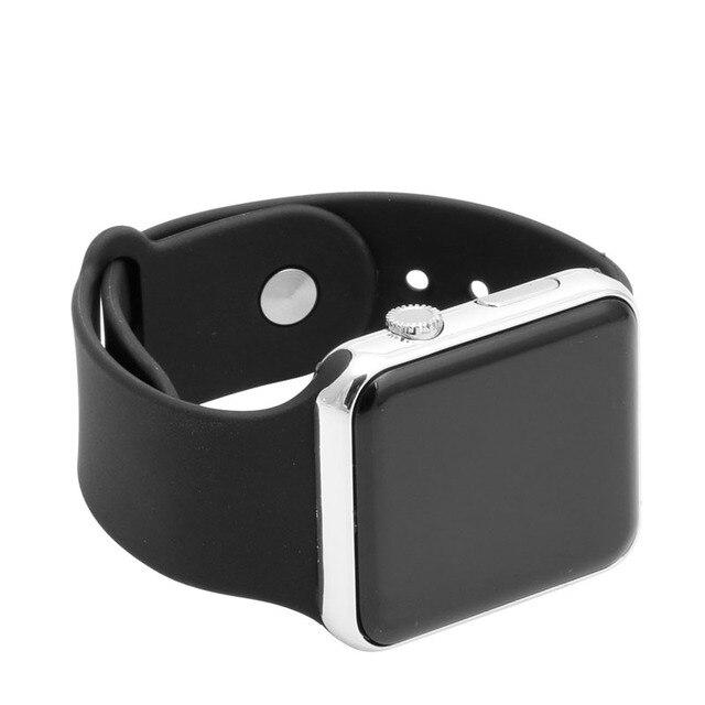 Montre numérique hommes femmes Silicone LED Sport montre-Bracelet numérique 4