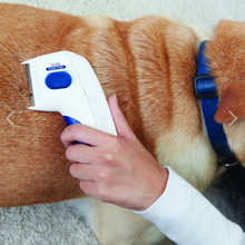 New Pet Flea Cleaner Comb Electric pet dog mites cleaning brush comb Prevent Drop Shipping Good Quality