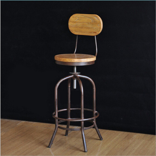 Manufacturers Selling Wholesale Classic Bar Chair Bar Chairs Stylish High  Chair Bar Chair Footstool