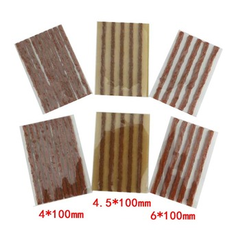 3 sizes Tubeless Tire Tyre Puncture Repair Strip String Tubeless Tyre Repairing Rubber Strips Tire Repair Car Bike Motorcycle portable tubeless tire repair kit tire changer tyre repair for bike motorcycle with glue 48pcs set free shipping