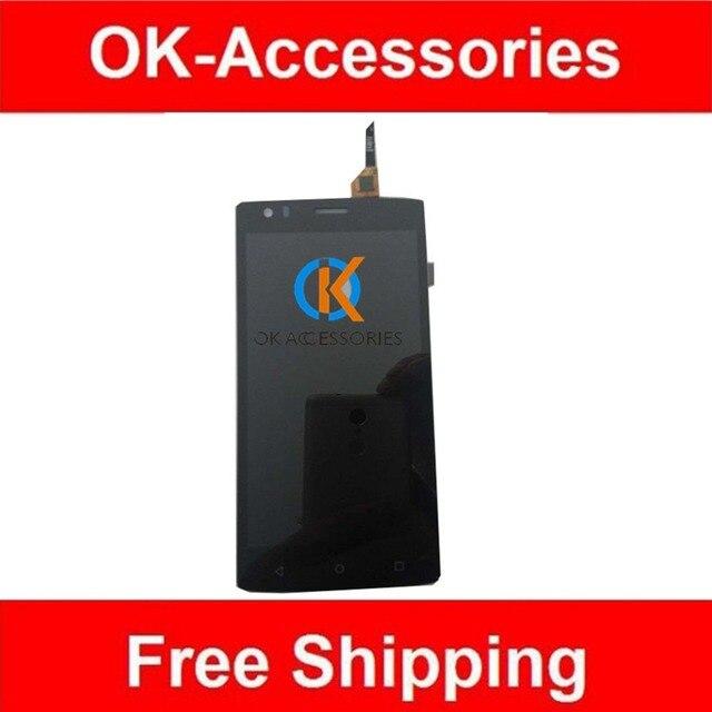 Для FLY FS502 ЖК-Дисплей + Сенсорный Экран Планшета Ассамблея Высокое Качество 1 Шт./лот