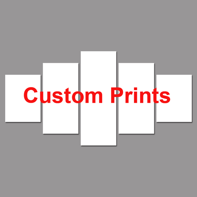 Drop Shipping Customized Prints Painting Custom Made Canvas Picture ...