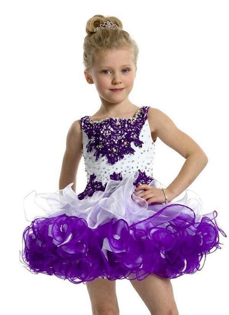 505592ff4 Toddler Glitz Cupcake Pageant Dresses