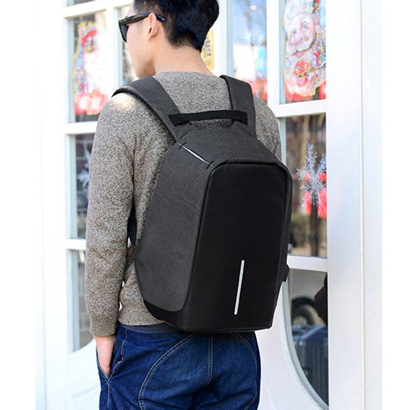 multifuncional carregamento usb 13 polegada Menbackpack Usage : Daily Backpack