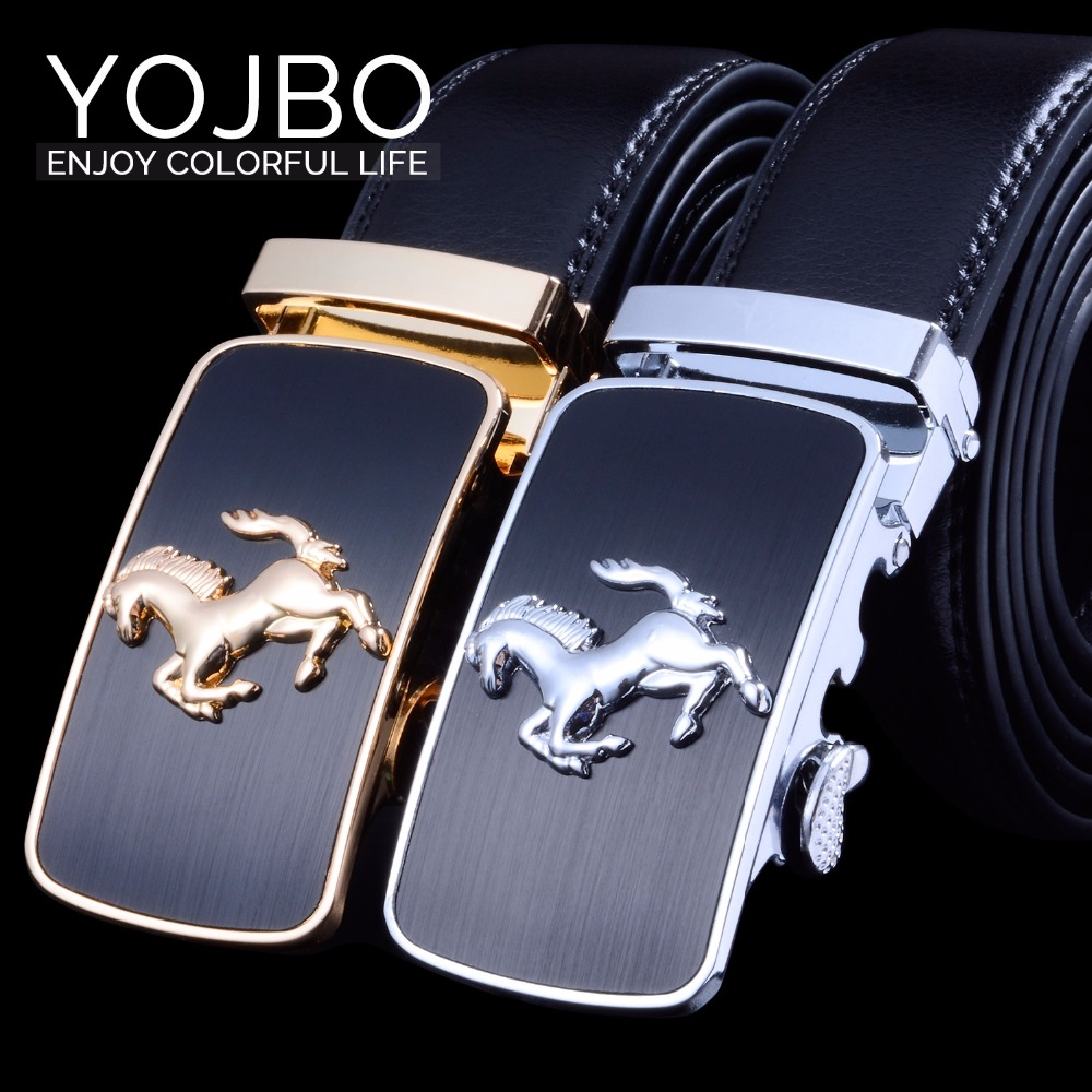 2017 Limited Rushed Adult Men Cowskin Leather Luxury Belt Brand Designer Belts High Quality Alloy Buckle 43in-59in Big Waist