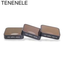 TENENELE Sport Action caméra filtre neutre densité filtres Set pour GoPro Hero 7 noir ND 4 8 16 filtre Hero7 noir accessoires
