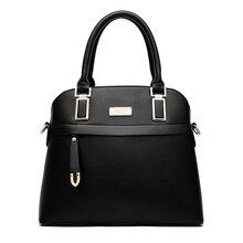 ใหม่หญิงผู้หญิงหวานถุงแฟชั่นของแข็งกระเป๋าสะพายกระเป๋าMessengerทันสมัยและสง่างามเสน่ห์กระเป๋า