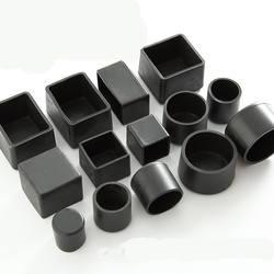 4 шт.. квадратная силиконовая форма колпачки на ножки стула нескользящий стол для ног пылезащитный чехол носки Пол протектор колодки