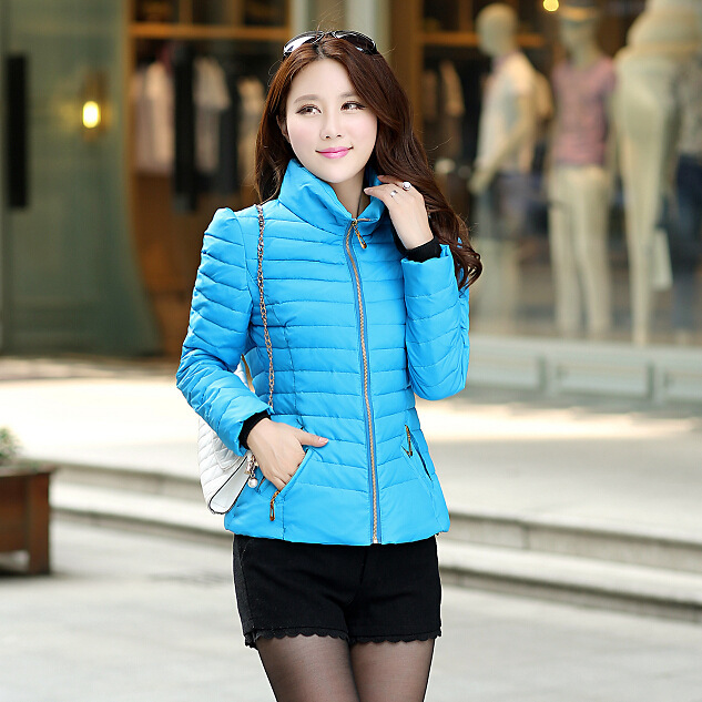 Jacket Short Women Padded Promotion-Shop for Promotional Jacket ...