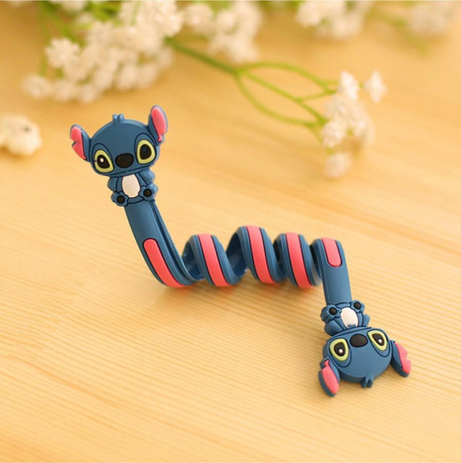 CUSHAWFAMILY милые Мультяшные животные моталки ушной механизм для хранения линии концентратора многофункциональные кабели для получения сумки клип - Цвет: Style 7
