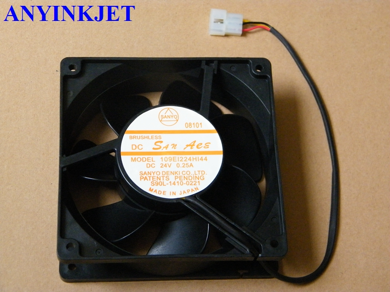 For Imaje air fan for Imaje S8 S4 9020 inkjet printer air fan