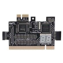 Анализатор диагностический LPC-DEBUG карты PCI PCI-E LPC-dever Post test Kit материнская плата