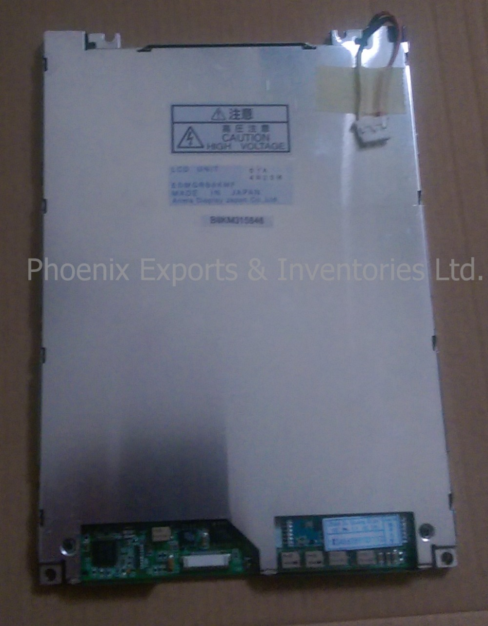 Original EDMGRB8KMF 7 8 LCD DISPLAY PANEL