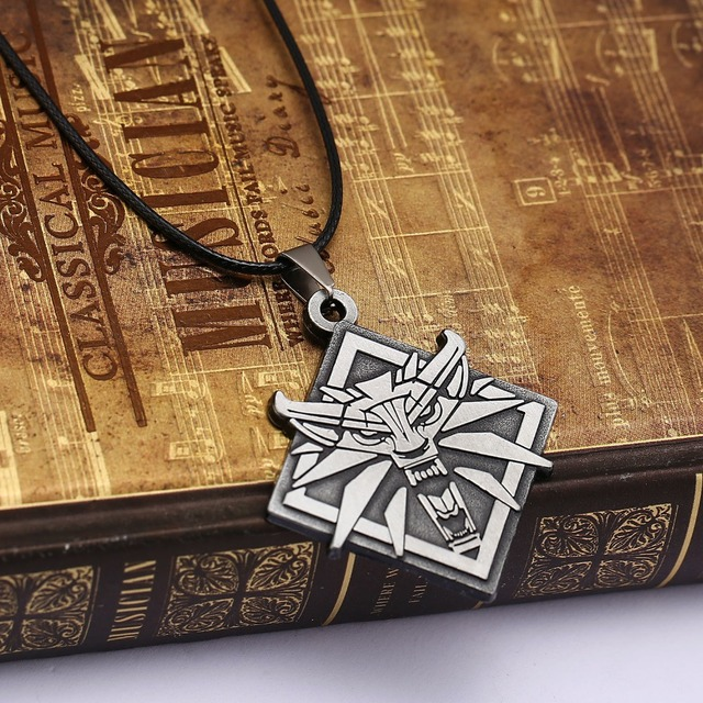 Witcher Necklace 5