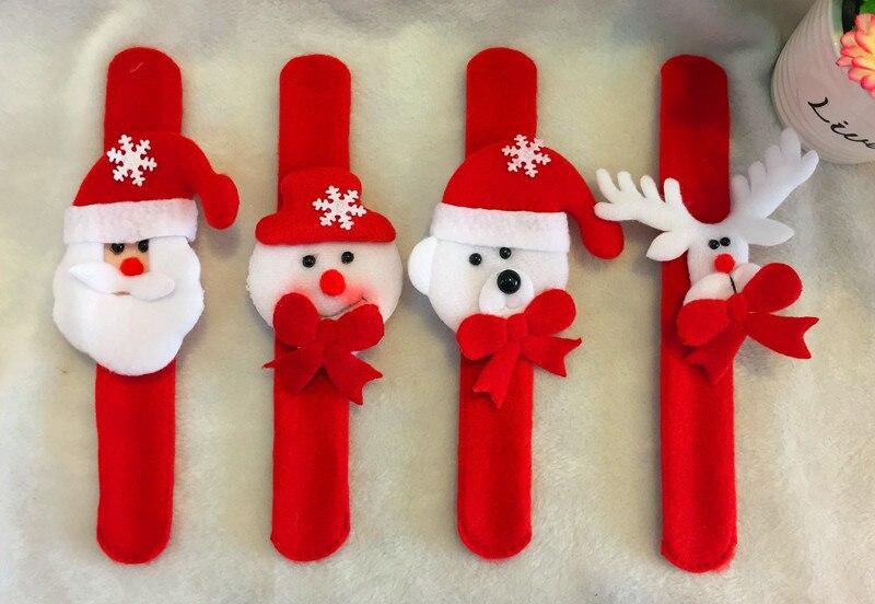 comprar unidslote feliz navidad pulsera pulsera regalos juguetes de los nios regalos de navidad ao nuevo de navidad de