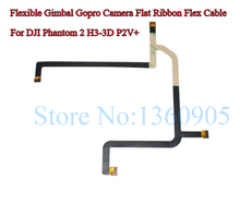 10pcs Original For DJI Phantom 2 h3-3d Gimbal Camera Flex Cable , For DJI P2 Zenmus H3-3D Gopro Flex Ribbon Cable Replacement