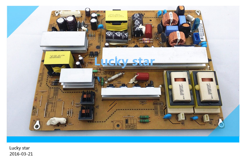 все цены на Original LG42LH20RC-TA 42LH30FR-CA power supply board EAX55357701/32 LGP42-09LF онлайн