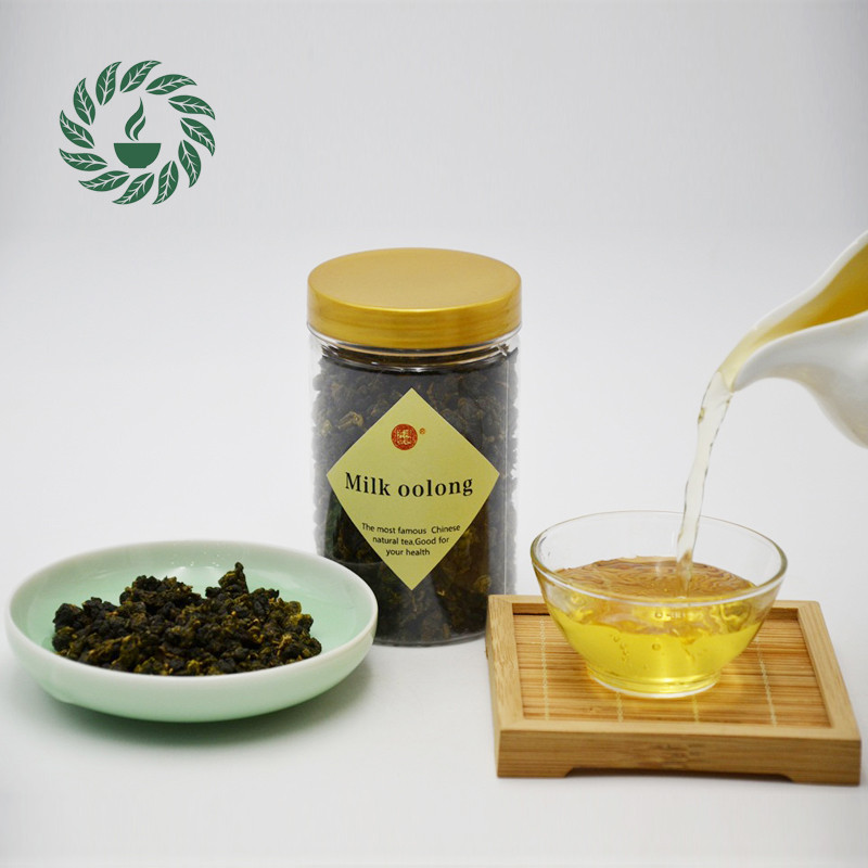 150g Milk Oolong Tea High Quality Tiguanyin Green Tea Taiwan jin xuan Milk Oolong Health Care Milk Tea (5)