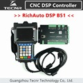 RichAuto DSP B51 CNC controller B51S B51E 3 axis controller for cnc router replace DSP A51 upgrade version