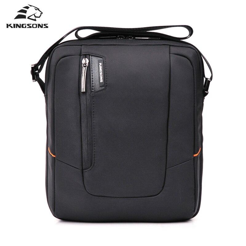 ФОТО Kingsons Waterproof  Notebook Computer Laptop Bag Unisex Briefcase Shoulder Messenger Bag Unisex Boy Girl Durable Bag