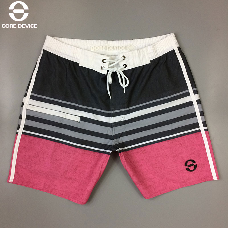 2019 Elastic Waist Spendex Summer Comfort Men   Board     Shorts   Swimwear Men Beach   Shorts   Men Bermuda   Short   Boardshorts