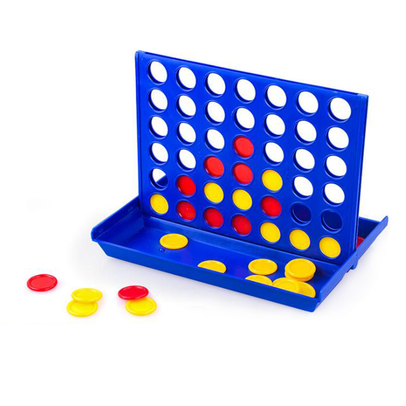 Hot Vertical Connect 4 Four Board Checkers Family Party