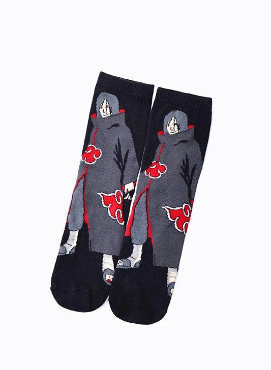 6 pairs Naruto Uzumaki Gaara unisex sock sock ankle sock new