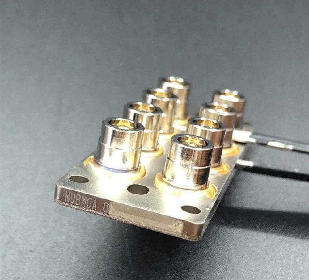 New Nichia NUBM0AT 0A 450nm 455nm 8pcs *4,75W /38W Blue Laser Bank