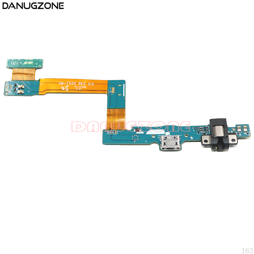 USB Charging Dock Connector Charge Port Socket Jack Plug Flex Cable For Samsung Galaxy Tab A 9.7
