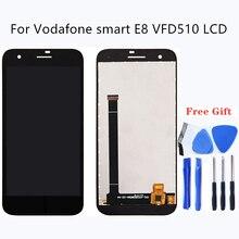 5,0 дюймовый Для Vodafone Smart e8 VFD510 VFD511 VFD512 VFD513 ЖК дисплей с сенсорным экраном дигитайзер аксессуары Замена Ремонтный комплект