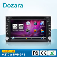 Bosion 2 Din Car DVD Player Monitor Universal Car Radio GPS Auto 3G USB BT IPOD