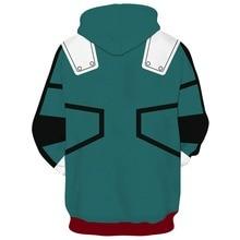 My Hero Academia Deku Sweater