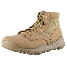 ROCOTACTICAL Mens Ultralight Combat Boots Breathable Military SFB Boots SFB Field Duty Boots Available in Black & TAN Color