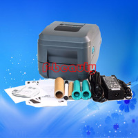 Zebra GT820 Desktop Barcode Label Print Adhesive Sticker Thermal Transfer Barcode Printer Printing Jewelry Clothing Tag