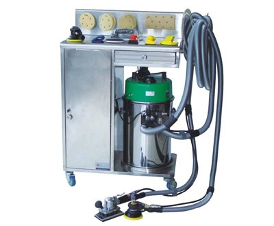 Sander and dust extraction system ,with Stainless Steel Luxury ,Wholesale and retail