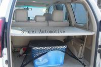 Tronco traseiro do carro segurança escudo de carga capa para toyota land cruiser prado 120 2003.04.05.06.07.08.2009 alta qualit acessórios