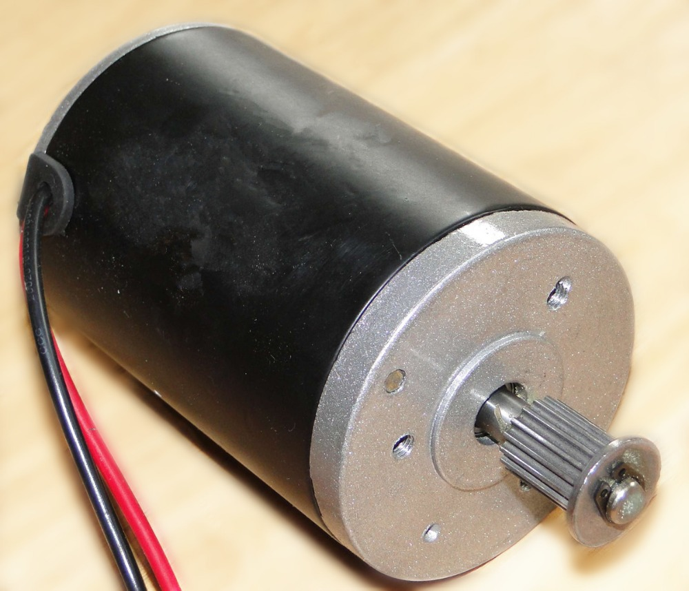 Buy my6812 120w dc 24vhigh speed motor for Small electric motor pulleys
