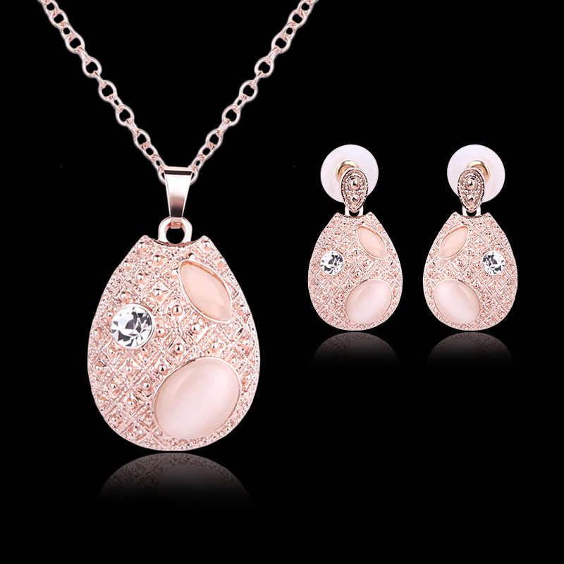Fashion Jewelry Set Parure Bijoux Femme Maxi Necklace Wedding Jewelry Wedding Necklace