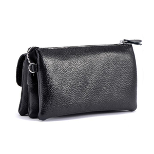 Image 4 - Genuine Leather Clutch Women Long Wallets Women Money Purse Large Capacity Clutch Coin Purse Ladies Wallet Phone Purse Cartera