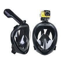 Горячая Распродажа, маска для подводного плавания для камеры GoPro, маска для подводного плавания, анти-туман, маска для подводного плавания, маска для подводного плавания с противоскользящим кольцом, трубка