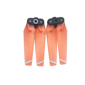 Image 3 - 1 pair Folding Blade Props for DJI Spark Drone Accessories Quick release Propellers  RC Spare Parts 6 Colors