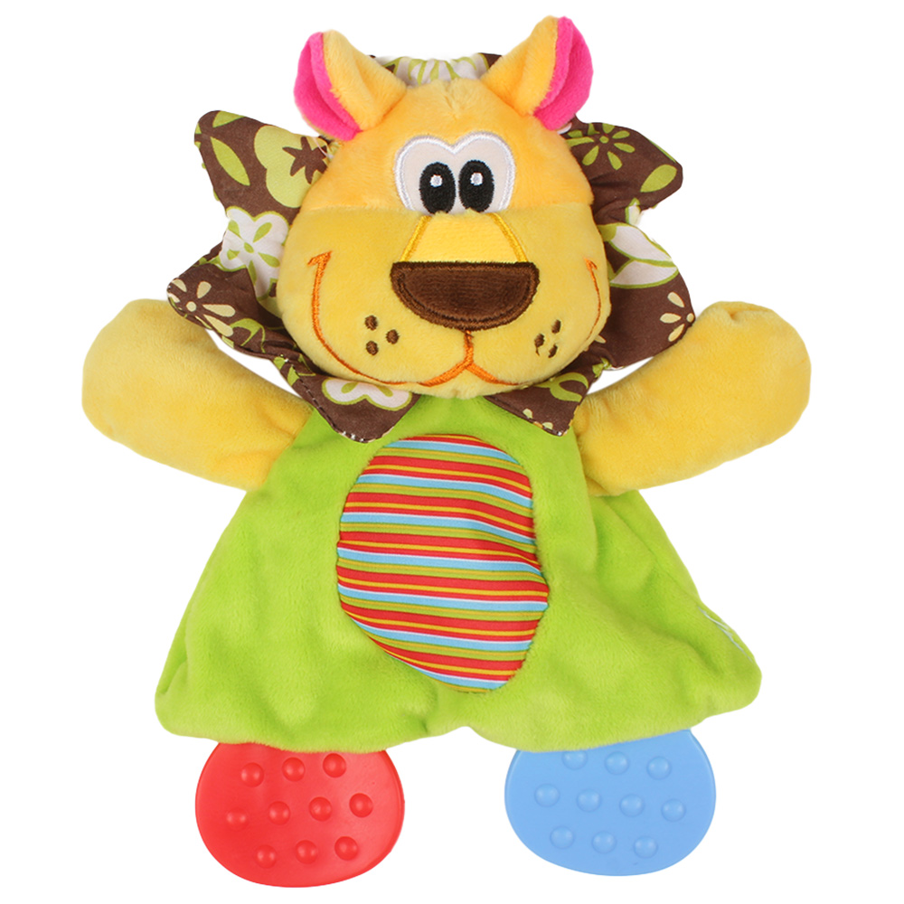 Cartoon Christmas Toys : Newborn cute cartoon animal hand bells kids toys